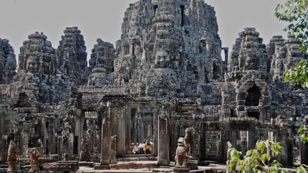 A Angkor Tom